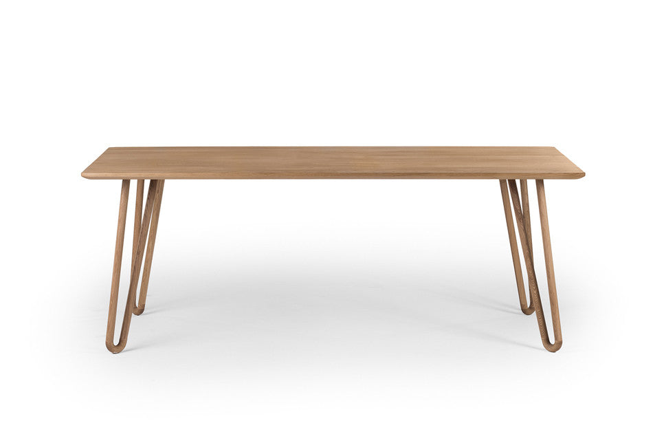 ALINA Esstisch - Esstisch -  - WHITEOAK - SOLIDMADE | Design Furniture - 1