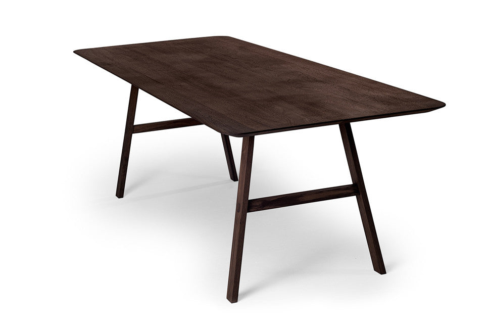 Esstisch nussbaum design  MALIN Massivholz Esstisch - SOLIDMADE | Design Furniture