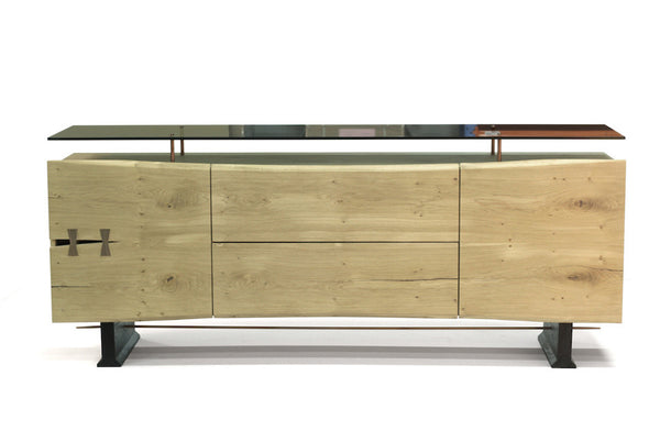 MR. BUTTERFLY Sideboard - Sideboard -  - WHITEOAK - SOLIDMADE | Design Furniture - 1