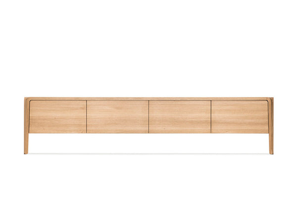 PRIMUM Massivholz Lowboard - Lowboard -  - MS & WOOD - SOLIDMADE | Design Furniture - 1