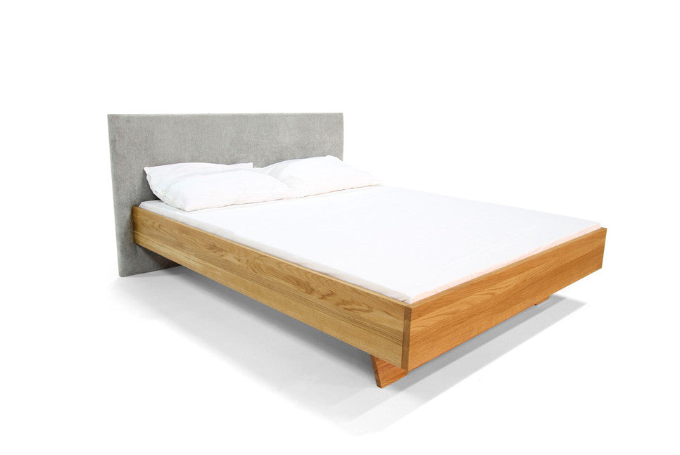 SCALIA Bett - Bett -  - WHITEOAK - SOLIDMADE | Design Furniture - 1