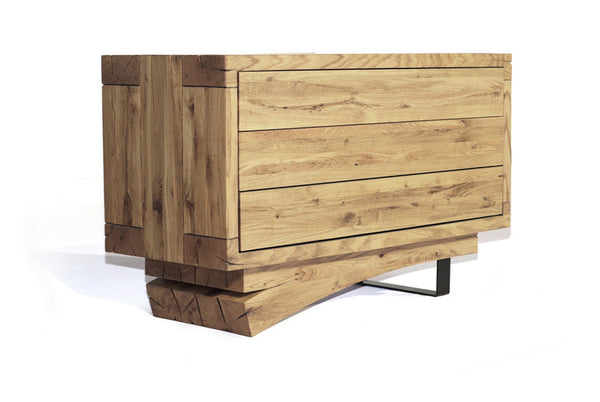 TYKO Massivholz Kommode - Kommode -  - WHITEOAK - SOLIDMADE | Design Furniture - 1
