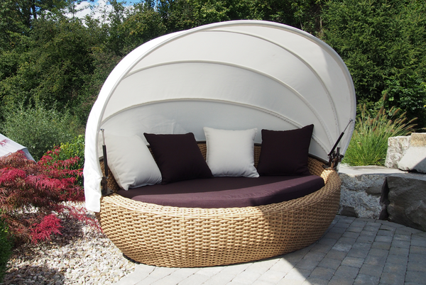 TOSCANA Lounge-Insel (Outdoor)