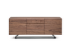 YOOI Sideboard mit Metallgestell - Sideboard -  - WHITEOAK - SOLIDMADE | Design Furniture - 2