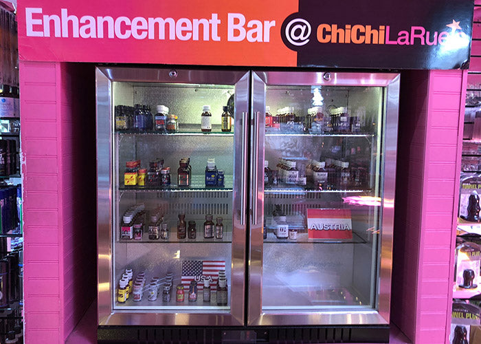 Chi Chi LaRue's Aroma and Enhancement Bar