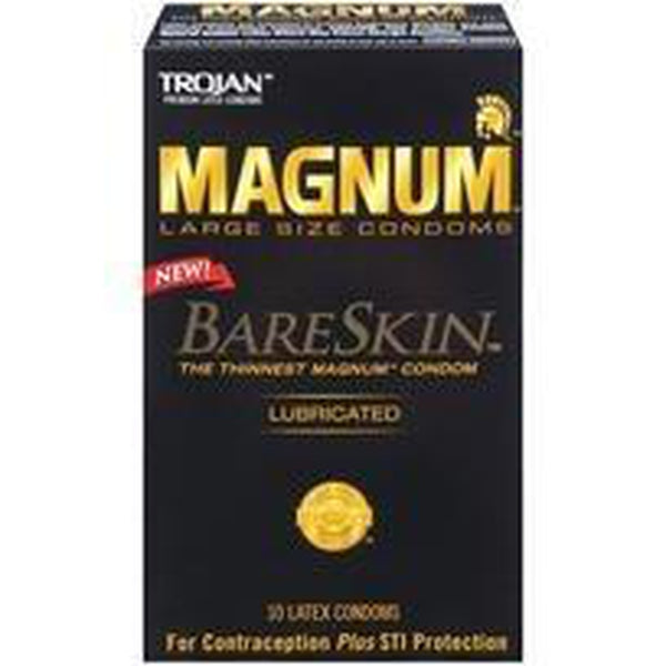 Magnum Bareskin 10 - Circus of Books
