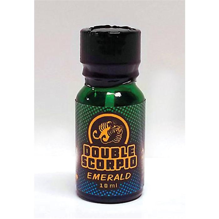 Double Scorpio - Emerald 10ml - Circus of Books