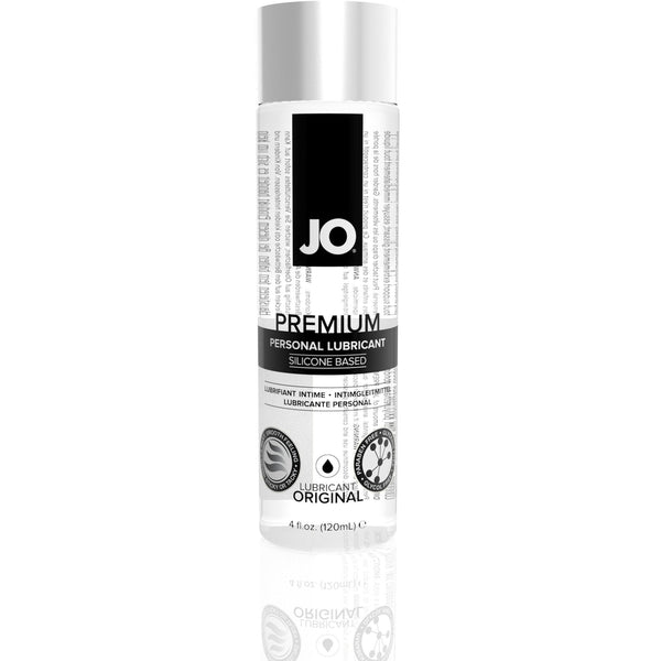 JO - Premium Original - Silicone Based Lubricant 4oz - Circus of Books