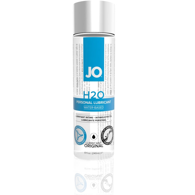 JO - H2O Original - Water Based Lubricant 8oz - Circus of Books