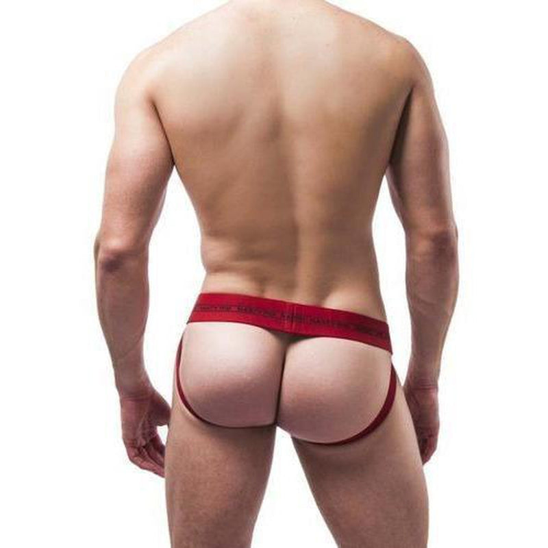 Nasty Pig - Jock - Large - Red - Circus of Books