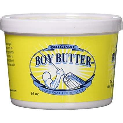 Original Boy Butter 16oz Tub - Circus of Books