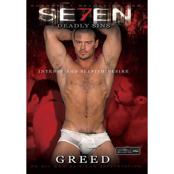 7 Deadly Sins Greed