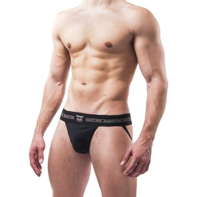 Nasty Pig - Jock - Medium - Black - Circus of Books