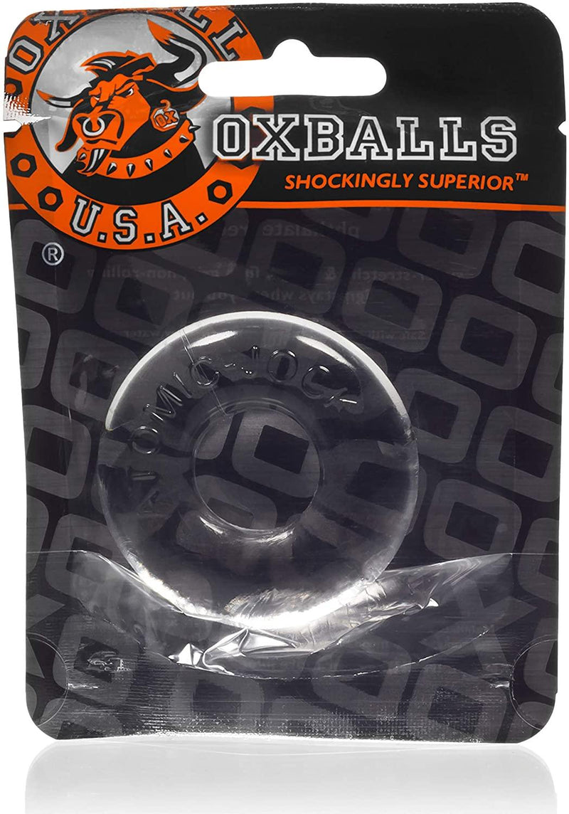 Oxballs - Donut 2 Cockring - Clear