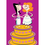 Women's Marriage Greeting Card - Circus of Books