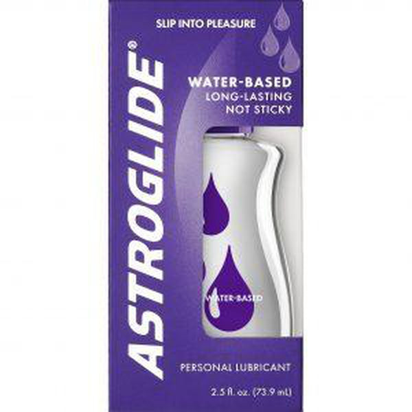 Astroglide - Water Based Lubricant 2.5oz - Circus of Books