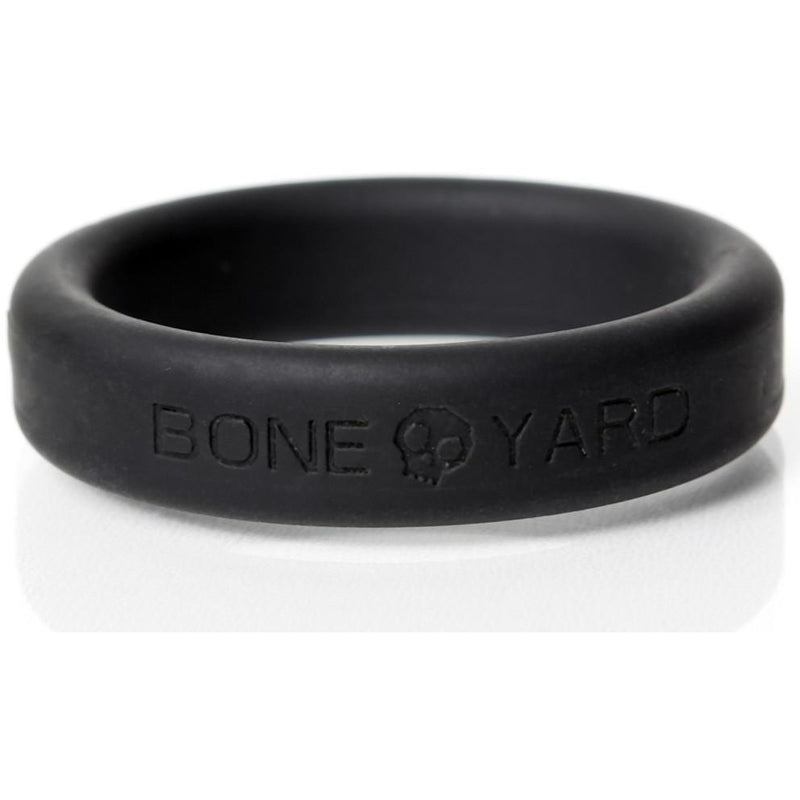 Boneyard Silicone Ring 40mm Black - Circus of Books