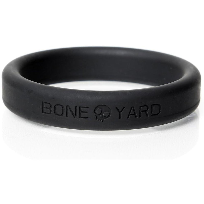 Boneyard Silicone Ring 50mm Black - Circus of Books
