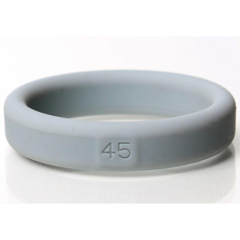 Boneyard Silicone Ring 45mm Gray