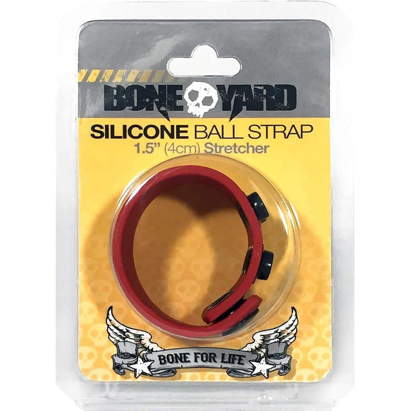 Ball Strap Red - Circus of Books