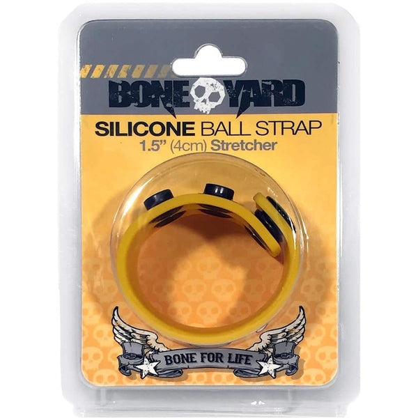 Ball Strap Yellow - Circus of Books