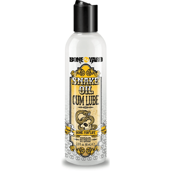 Snake Oil Cum Lube 2.0oz - Circus of Books