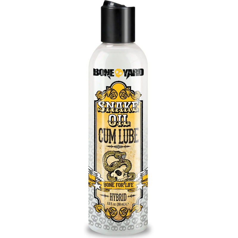 Snake Oil Cum Lube 8.8oz - Circus of Books