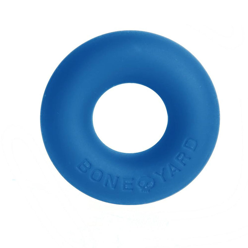 Ultimate Silicone Cock Ring Blue - Circus of Books