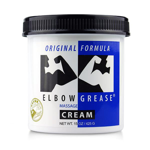 Elbow Grease - Original - Cream Lubricant 15oz - Circus of Books