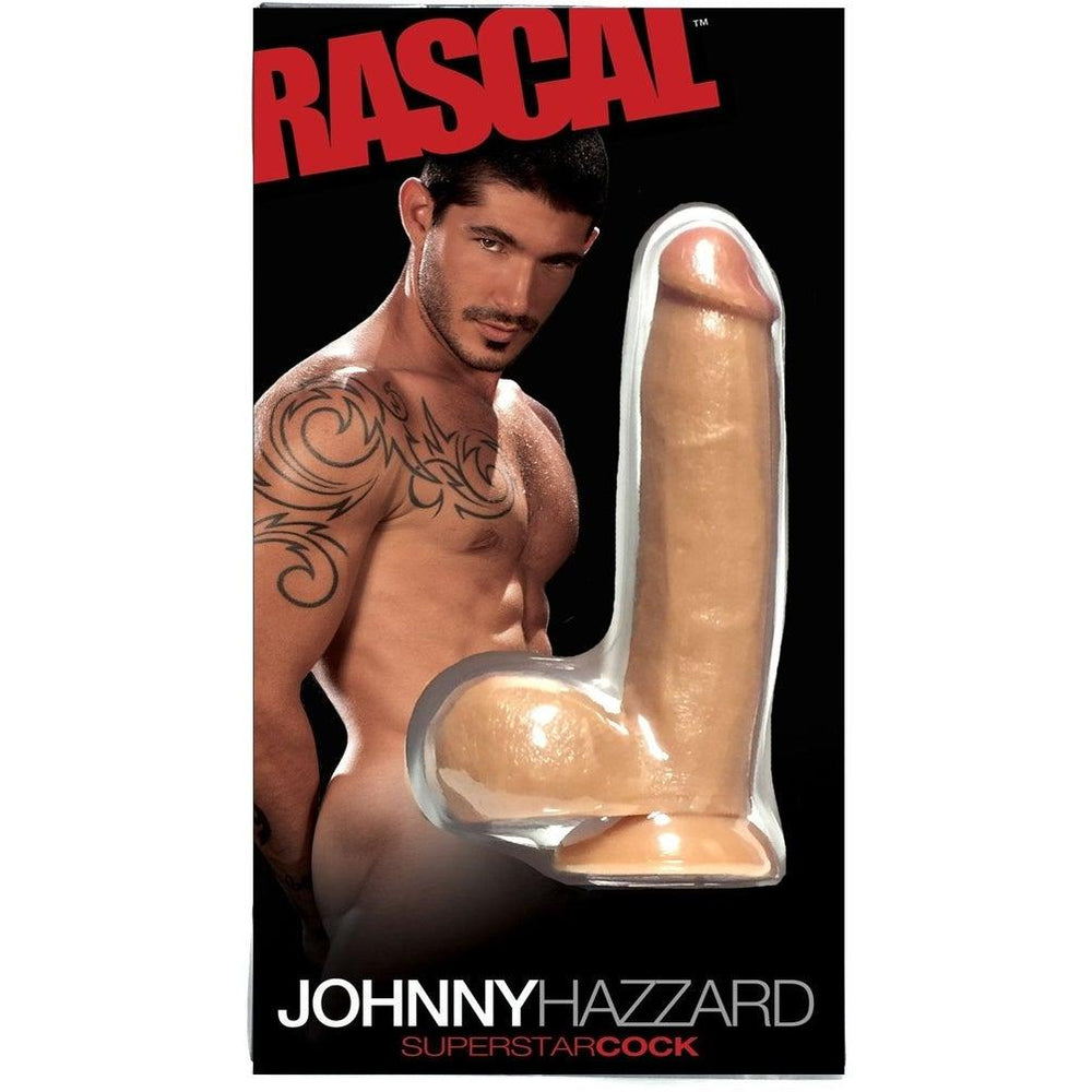 Johnny Hazzard Superstar Cock