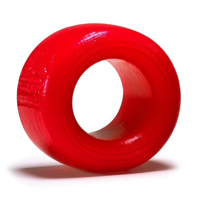 OX BALLS T Ballstretcher - Red - Circus of Books