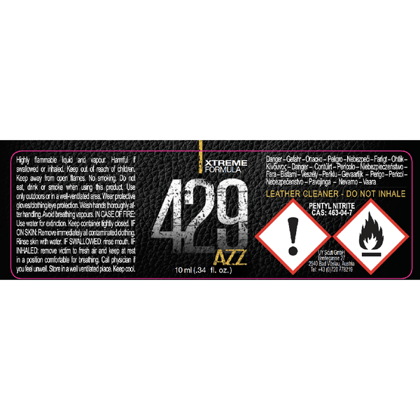 429 Azz 30ml - Circus of Books