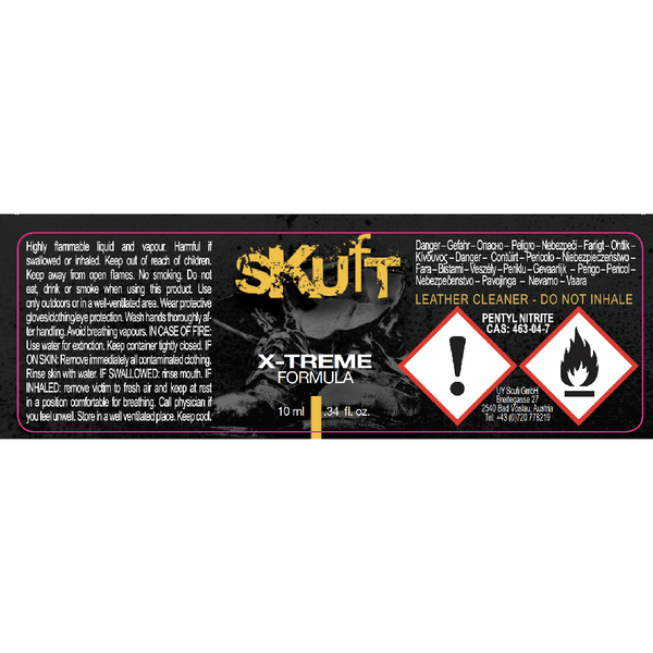 Skuft 30ml - Circus of Books