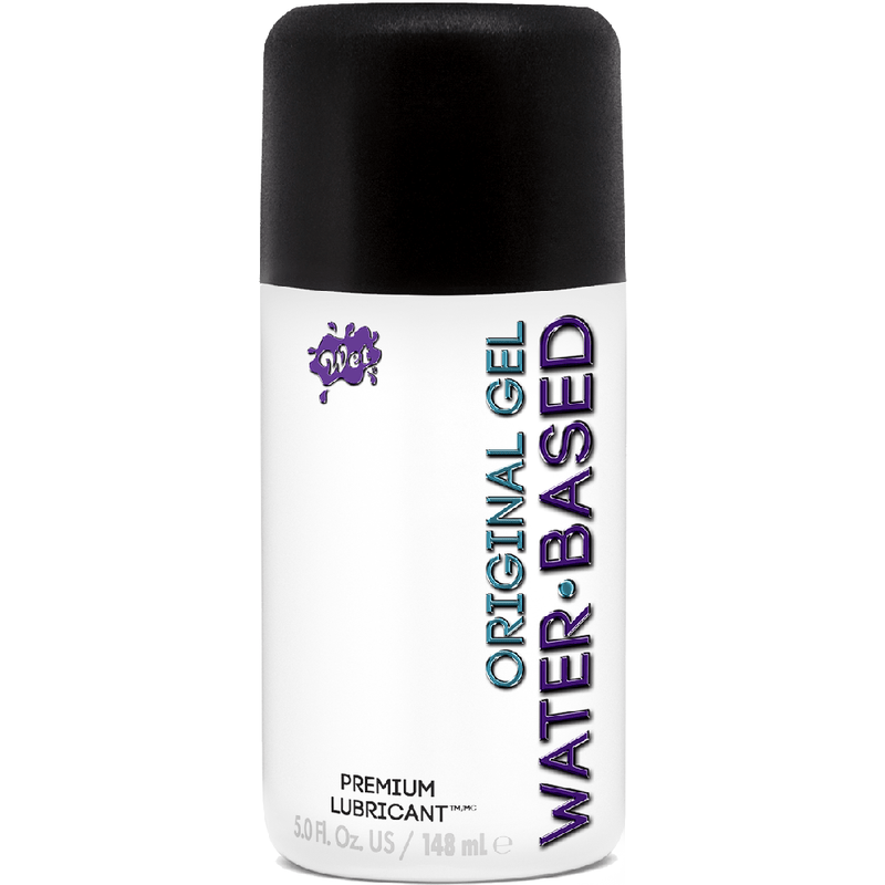 Wet Original Water Based Lubricant 5oz - Circus of Books