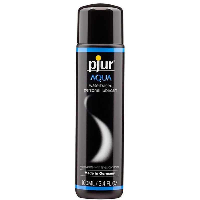 PJUR - Aqua - Water Based Lubricant 100ml - Circus of Books