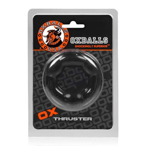 OX THRUSTER Cockring - Black