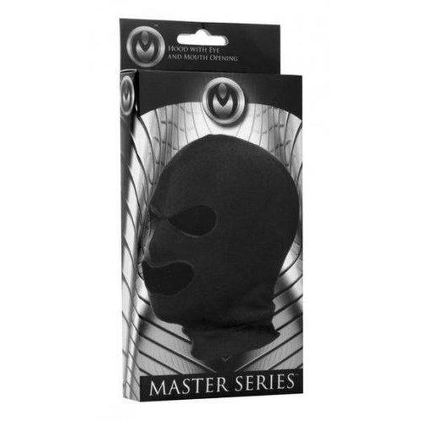 Master Series - Facade - Hood w/ Eye & Mouth Opening - Circus of Books