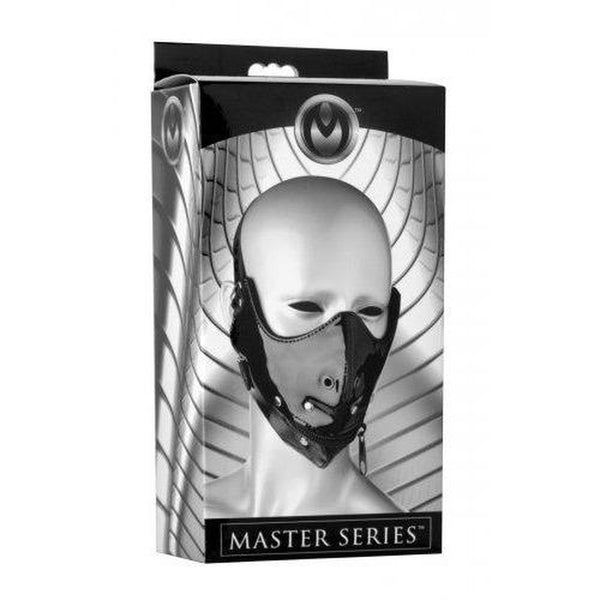 Master Series - Lektor Mouth Muzzle - Circus of Books