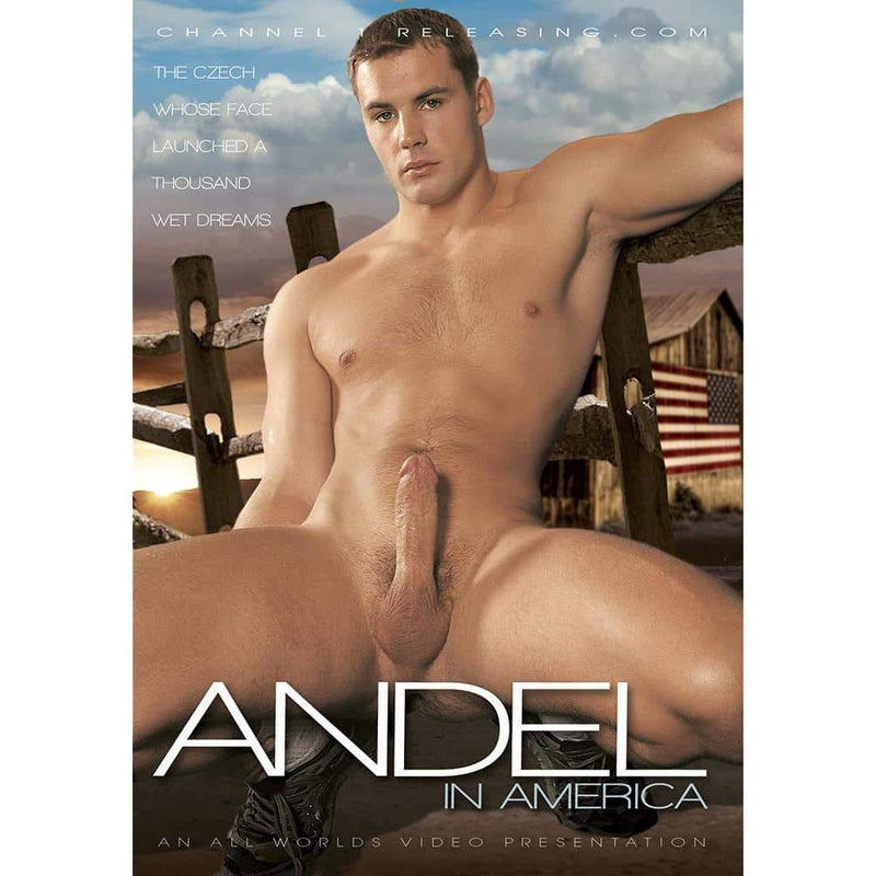 Andel In America - Circus of Books
