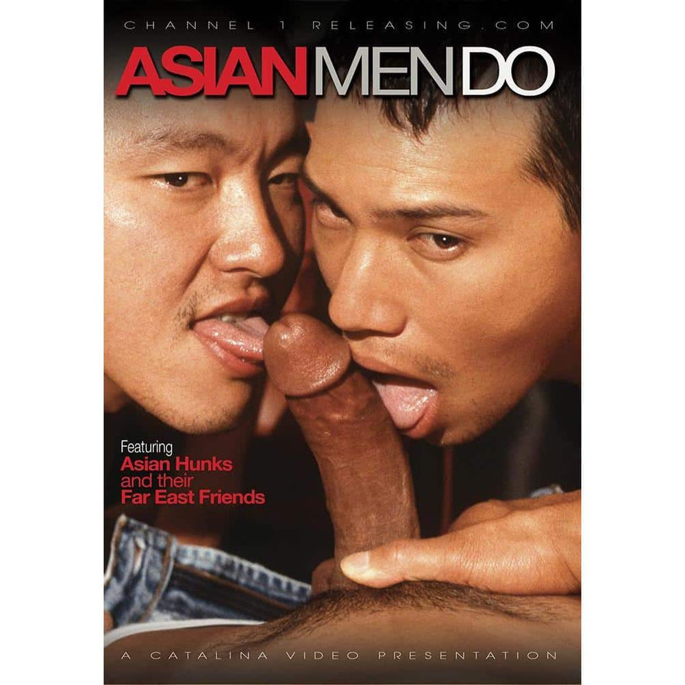 Asian Men Do!
