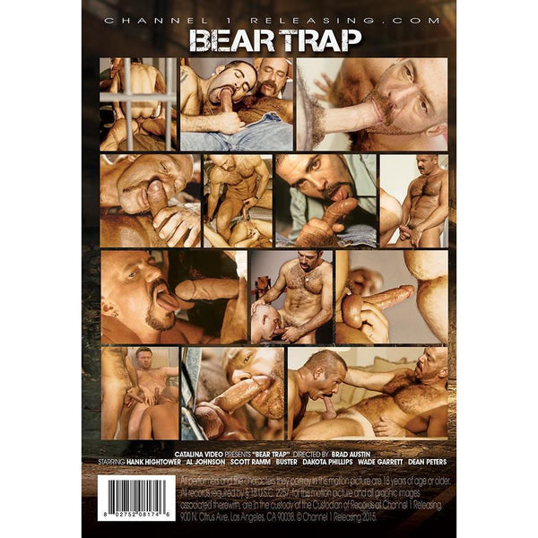 Bear Trap - Circus of Books