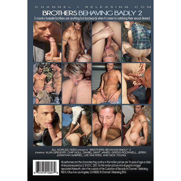 Brothers Behaving Badly 2 - Circus of Books