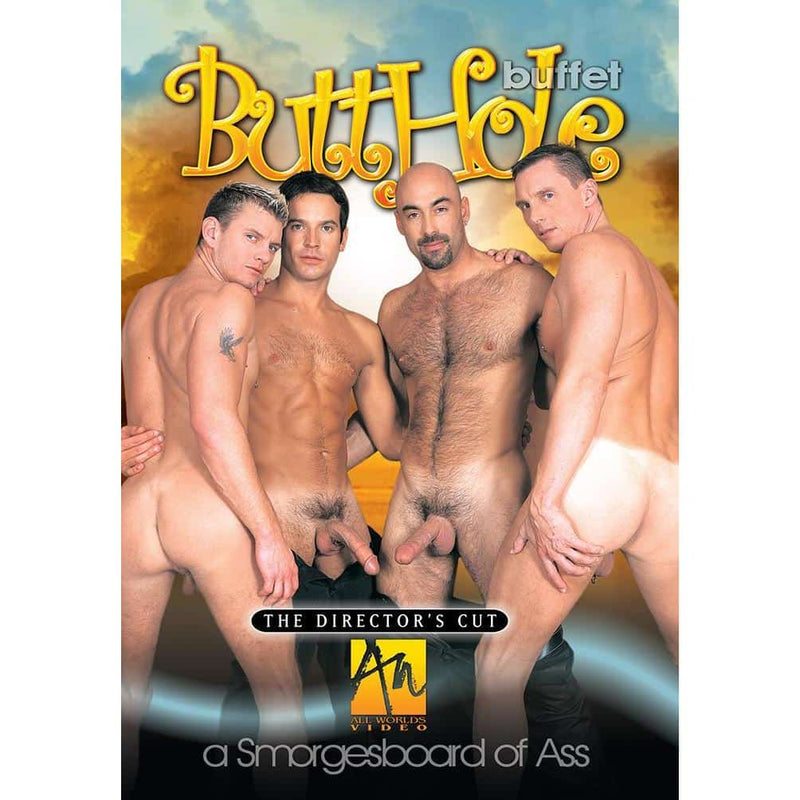 Butthole Buffet: Director's Cut - Circus of Books