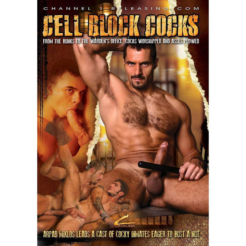 Cell Block Cocks - Chi Chi LaRue's Circus
