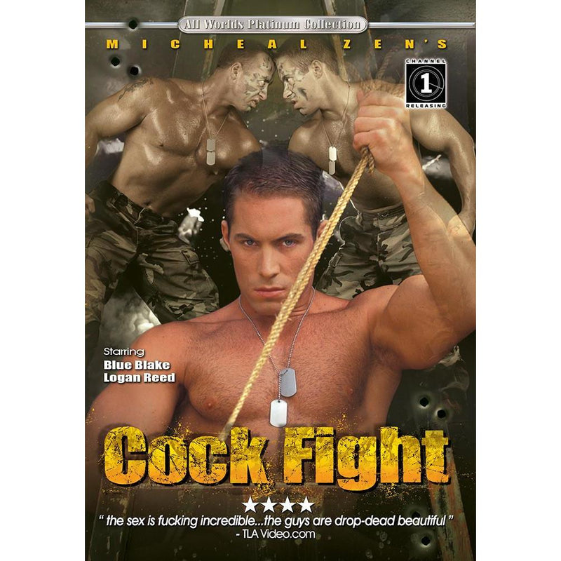 Cock Fight - Circus of Books