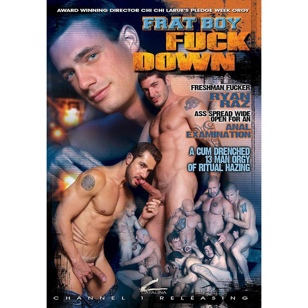 Frat Boy Fuck Down