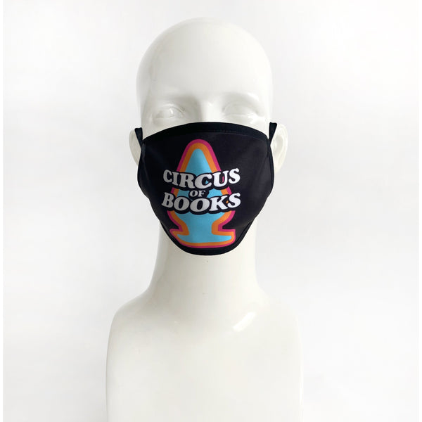 Huntees Face Mask Circus of Books - Circus of Books