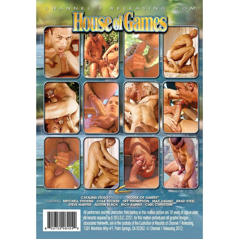 House Of Games - Chi Chi LaRue's Circus