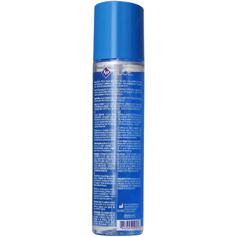 ID Glide Water Based Lubricant 17oz - Circus of Books