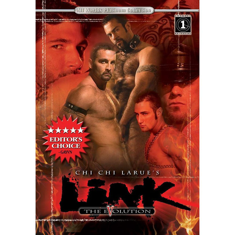 Link 5 : The Evolution (1 Disc) - Circus of Books